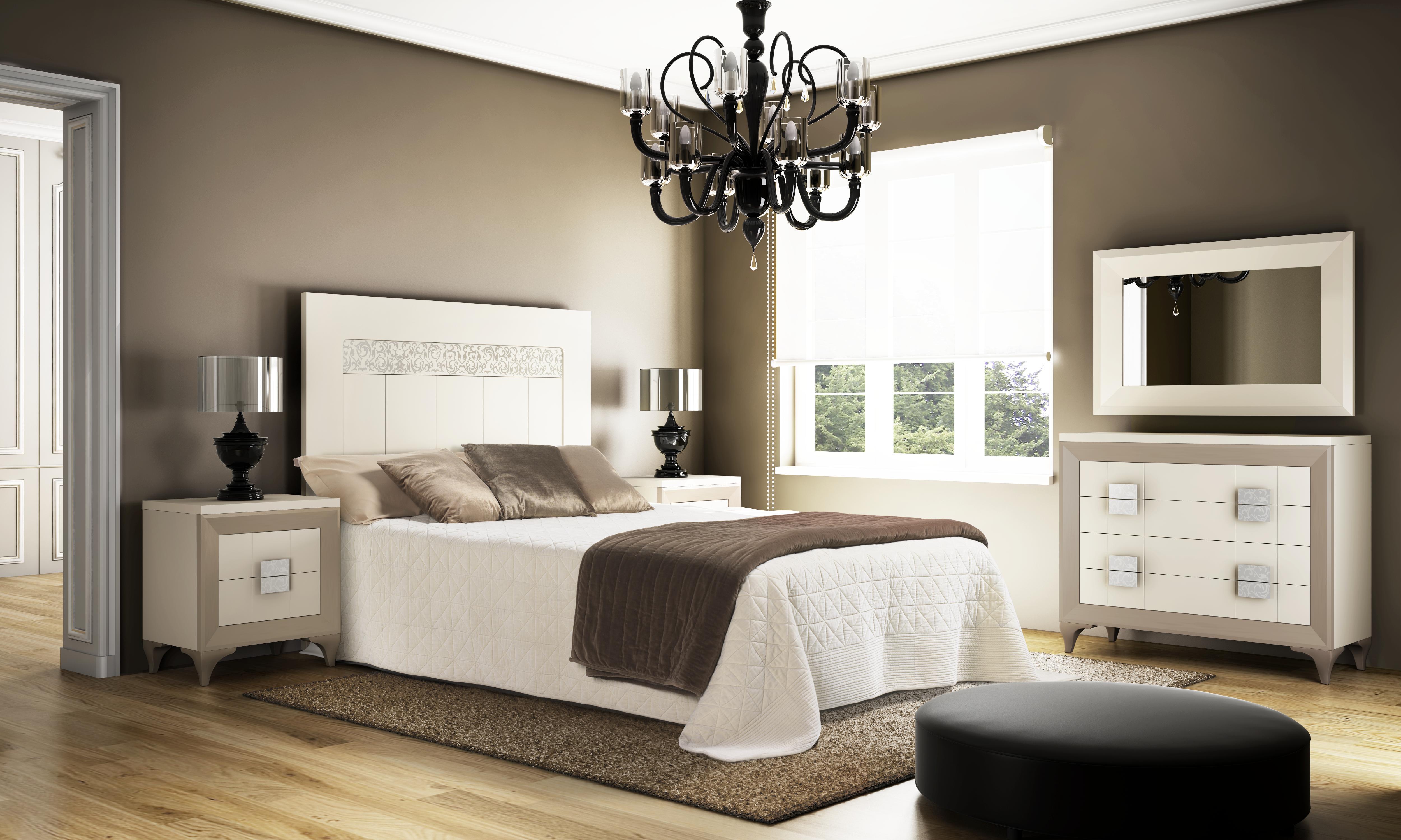 Dormitorios de matrimonio muebles montanaro for Decoracion muebles dormitorio