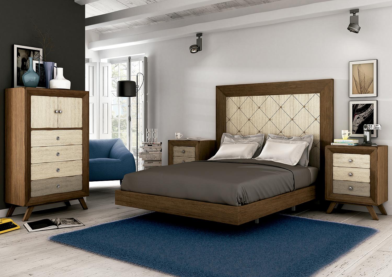 Dormitorios de matrimonio muebles montanaro for Sofas para habitaciones juveniles