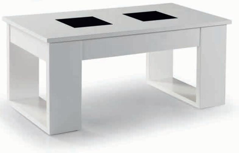 04 mesa de centro elevable pata plana