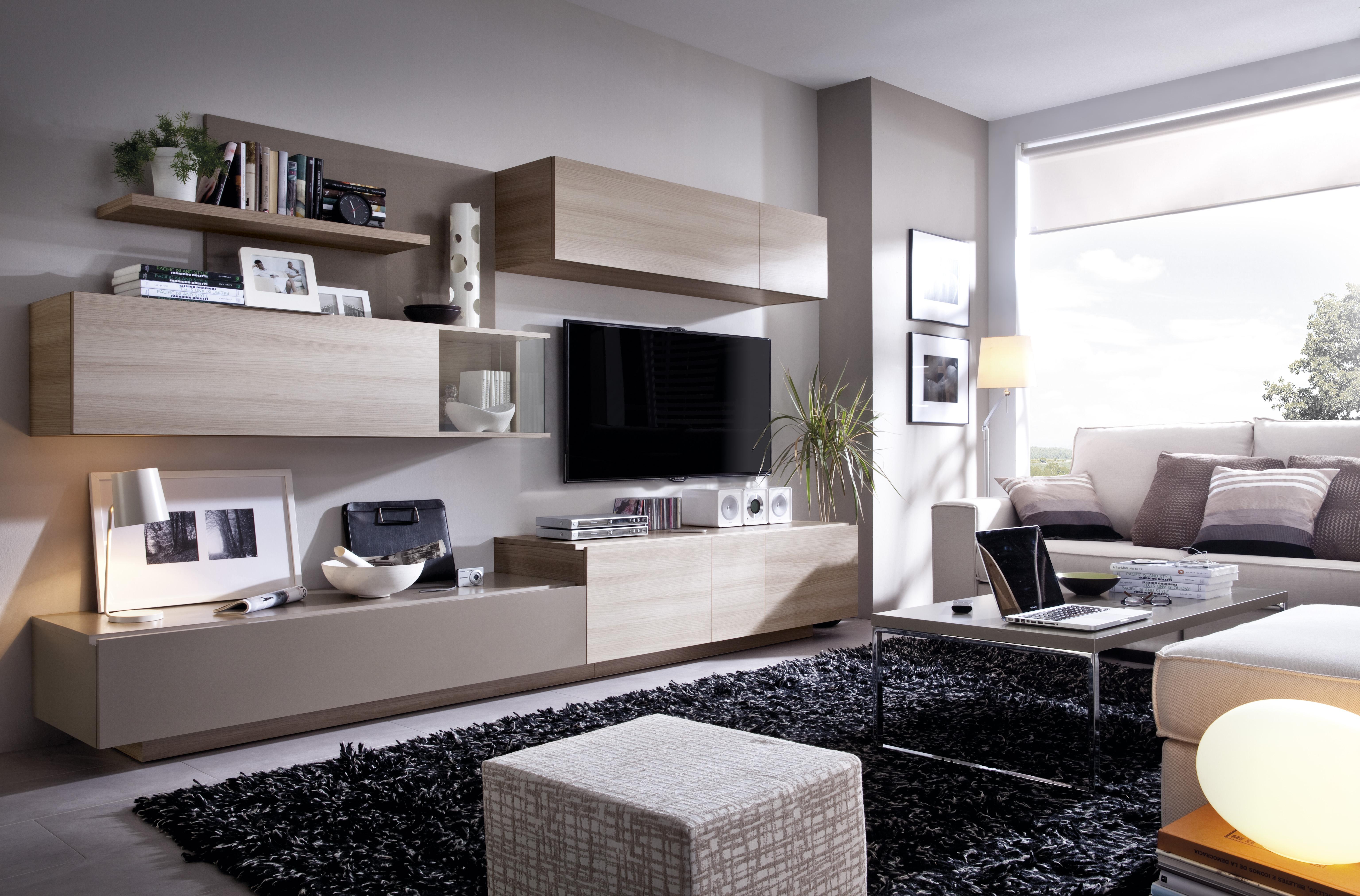 Salones muebles montanaro - Salones juveniles modernos ...