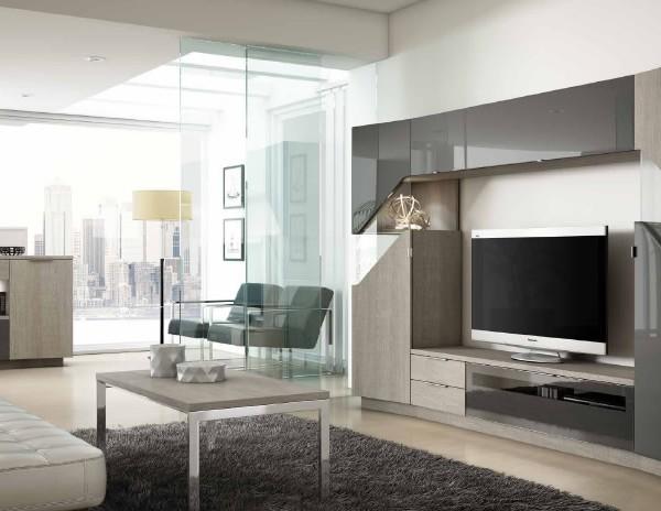 Salon canoil next 8 muebles montanaro - Salones modernos 2015 ...